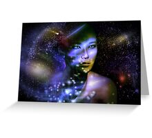 of the stars Greeting Card