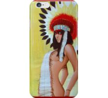 Feathers and Furs iPhone Case/Skin