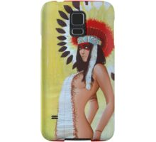 Feathers and Furs Samsung Galaxy Case/Skin