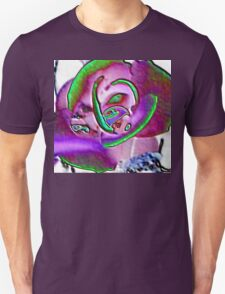 Succulent with Water Drop T-Shirt
