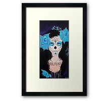 Anche Nella Morte Framed Print
