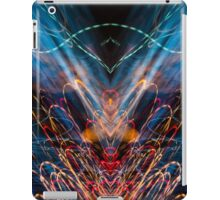 Lightpainting Abstract Symmetry UFA Prints #11 iPad Case/Skin