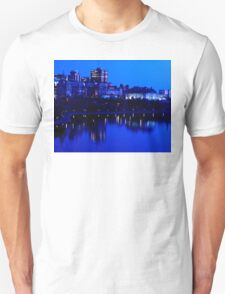 City Night Reflections T-Shirt