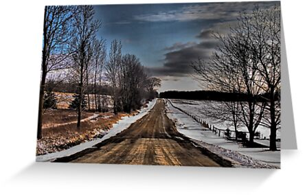 The Road to Nowhere by Rebecca Reist