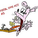 Fatal Dog Act #3 by Scott Westlake