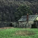 Cottage on the corner by James Taylor
