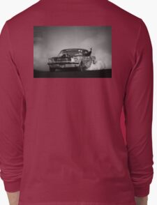SICKO Burnout at Tread Cemetery Long Sleeve T-Shirt
