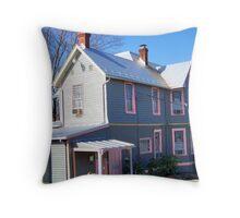 Woodstock Victorian Throw Pillow