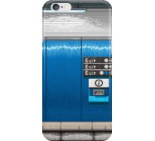 Parliament Station (Melbourne Series) iPhone Case/Skin