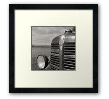 BEDFORD Framed Print