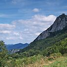 Chateau de Montsegur 2 by WatscapePhoto