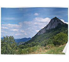 Chateau de Montsegur 2 Poster