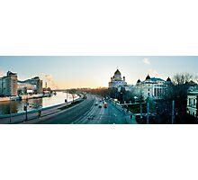 Mockba Panoramic Photographic Print