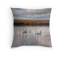 The Whoopers Throw Pillow
