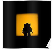 Shadow - SpongeBob Poster