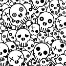 Skull Pile by ChunkyDesign