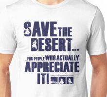 Save The Desert T-shirt Unisex T-Shirt