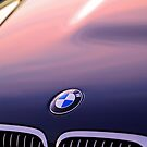 BMW Hood Emblem by Jill Reger