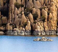 Granite Formations by BGSPhoto