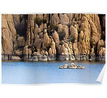 Granite Formations Poster