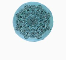 Light Blue Mandala Unisex T-Shirt