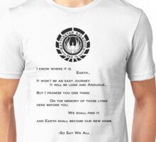 Adama's Promise Unisex T-Shirt