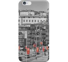 Porto Street Scene iPhone Case/Skin