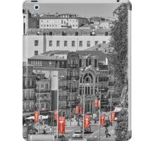 Porto Street Scene iPad Case/Skin