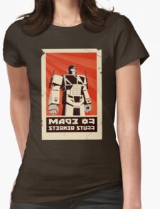 Made of Sterner Stuff Womens Fitted T-Shirt