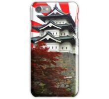 Japanese Castle iPhone Case/Skin