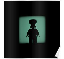 Shadow - Squidward Poster