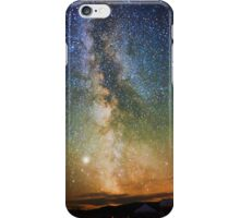 Milky Way iPhone Case/Skin