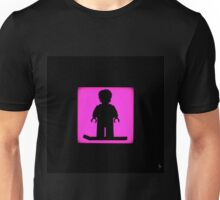 Shadow - Hoverboard Unisex T-Shirt