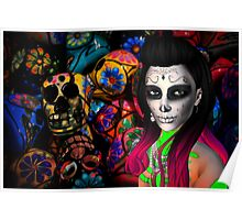 Day of the Dead Kardashian's Poster