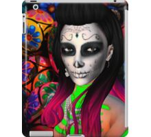 Day of the Dead Kardashian's iPad Case/Skin