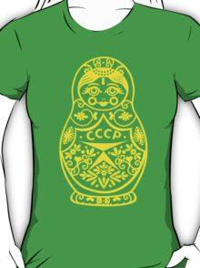 Matryoshka CCCP T-Shirt