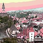 Cesky Krumlov by Mariko Suzuki
