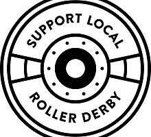 Support Local Roller Derby by chelbot