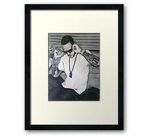 Boss Hogg Framed Print
