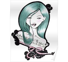Noir Blush Poster