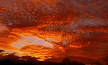 Another CoCo Cloud Sunset  by Hapatography