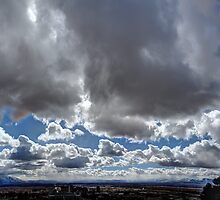 Clouds HDR by Brian D. Campbell