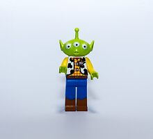 Woody Alien by Ballou34