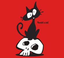 Yorick's cat by Matt Mawson