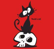 Yorick's cat by Matt Mawson