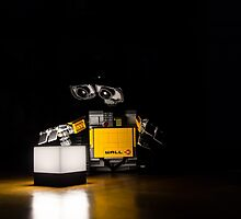 Wall-E by Ballou34