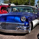 Blue Buick by George Lenz