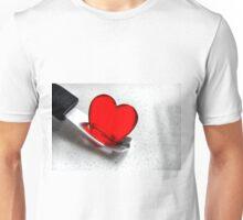 Carefully With .......... Unisex T-Shirt