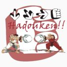 Hadouken by lightenes