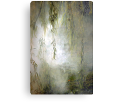 Weepin Willows Metal Print